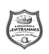 logo fromagerie entrammes